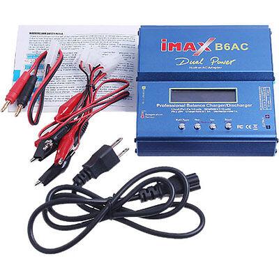 High Quality Imax B6 Ac B6ac Lipo Nimh 3S Rc Battery Balance Charger Adapter