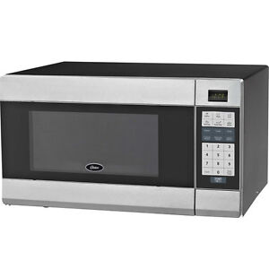 Stainless Steel Countertop Microwave For Sale : Home & Garden > Major Appliances > Microwave Ovens