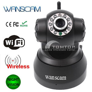 Wireless-IP-Webcam-Camera-Night-Vision-11-LED-WIFI-Cam