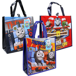Thomas-The-Tank-and-Friends-Reusable-Large-Bag-Party-Gift-Tote-Bag-3pc-Set