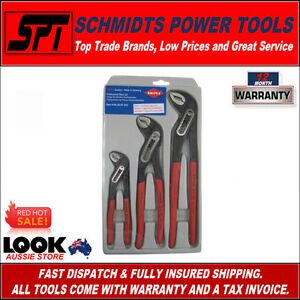 KNIPEX-3-PIECE-7-10-12-ALLIGATOR-WATER-PUMP-PLIERS-SET-00-20-07-US1-NEW
