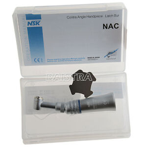 Dental-NSK-Style-Push-Button-Contra-Angle-Low-Speed-Handpiece-EC-Push-Button
