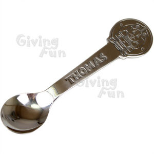 NEW-GENUINE-Thomas-Tank-Engine-Friends-STAINLESS-Steel-Kids-Spoon-Japan