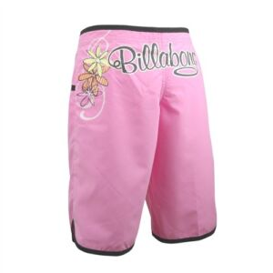 BILLABONG Girls FLOWER CHILD Pink Board Shorts Boardshorts (10) NEW