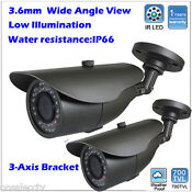 700 Line Security Cameras