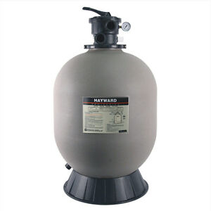 Details about Hayward S220T Inground Swimming Pool Sand Filter Tank