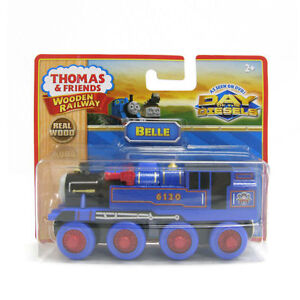 NEW-IN-BOX-BELLE-Thomas-Tank-Engine-Wooden-Railway-day-diesel