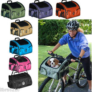 Pet Gear  In  Pet Dog Bike Bicycle Basket Seat