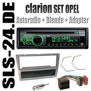 opel meriva corsa astra omega b clarion cz102eg radio. Black Bedroom Furniture Sets. Home Design Ideas