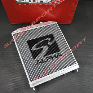 IN-STOCK-SKUNK2-ALPHA-SERIES-HALF-SIZE-RADIATOR-1992-2000-HONDA-CIVIC-M-T-ONLY