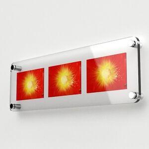 Acrylic-Multi-photo-frame-holds-three-4-x6-prints-photos-0011-027