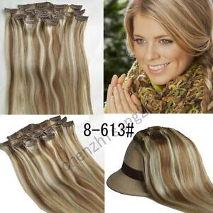 GREAT-16-70g-human-hair-extensions-6-613-brown-blonde