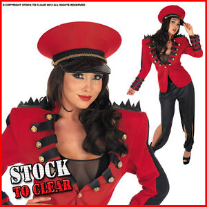 Fancy-Dress-Costume-CHERYL-COLE-POP-SOLDIER