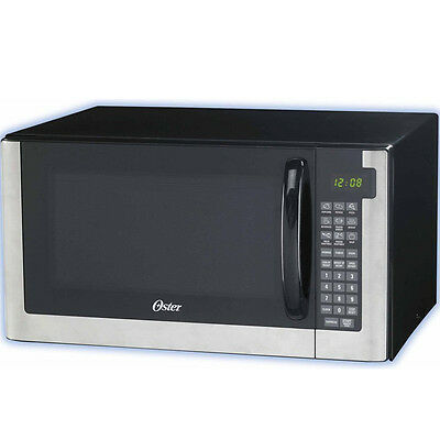 Oster OGG61403-B 1200 Watts Microwave Oven Microwave Ovens