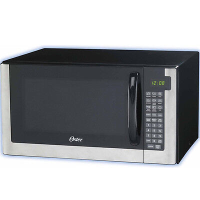 Oster OGG61403-B 1200 Watts Microwave Oven
