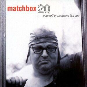 MATCHBOX TWENTY Yourself Or Someone Like You CD NEW 20