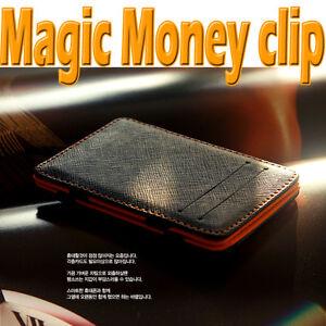 Magic-Credit-Card-ID-Money-Clip-Slim-Wallet-Holder