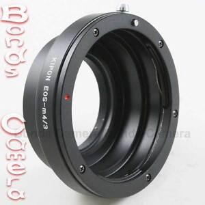 Kipon-Canon-EOS-EF-EF-S-lens-to-Micro-4-3-mount-Adapter-E-P3-PL3-OM-D-G3-GX1-GF3