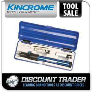 Kincrome Cordless 2x AAA Battery Pen Engraver 1 Diamond Tip - K13001