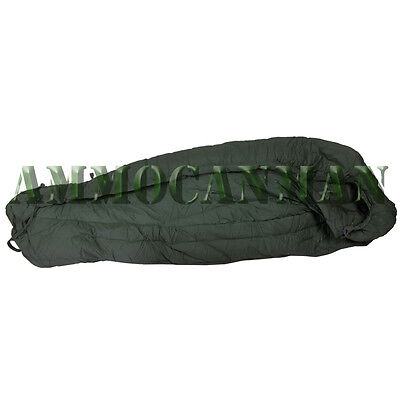 Brand Us Military Extreme Cold Weather Sleeping Bag In Od Green