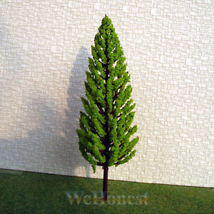20-pcs-G-scale-1-32-Pine-Trees-Bright-Green-C16060