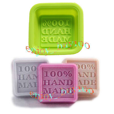 100% HANDMADE Silicone Mold Soap Candle Candy Making for Homemade Crafts on Rummage