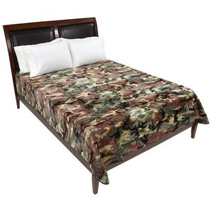 Camo Bedspread in Comforters and Comforter Sets | eBay