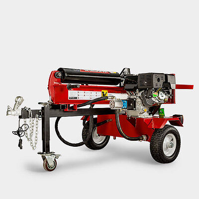 50 tonne petrol log splitter