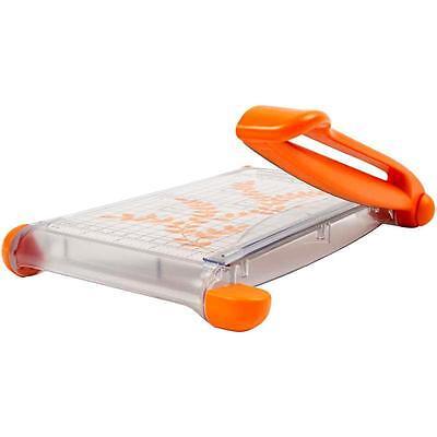 Fiskars A5/A4 Guillotine Cutter Paper/Card Trimmer Acute/Precision Craft F9913