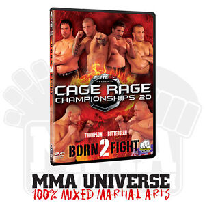 Cage-Rage-20-Born-2-Fight-DVD-MMA-EXCLUSIVE