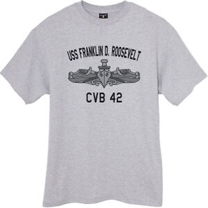 USN-US-Navy-USS-Franklin-D-Roosevelt-CVB-42-T-Shirt