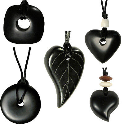 Coal Pendants Handmade In Colombia   Fair Trade   Helping Keep Kids Out Of Mines