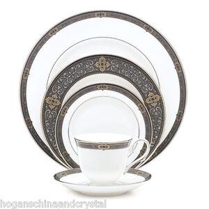 Lenox-Vintage-Jewel-60Pc-China-Set-Service-for-12
