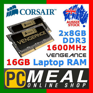 Corsair-Vengeance-SODIMM-16GB-DDR3-1600MHz-RAM-Laptop-Gaming-Memory-2x-8GB-Kit