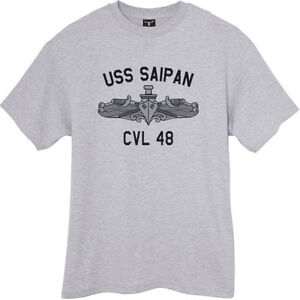 USN-US-Navy-USS-Saipan-CVL-48-T-Shirt-Aircraft-Carrier