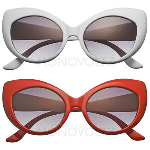 Retro-Vintage-Style-Thick-Bold-Hollywood-Fashion-Cat-Eye-Cute-Sunglasses-8891