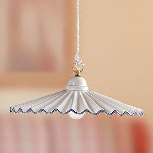 lampadario sospensione d 43 cm ceramica classico rustico country www ...