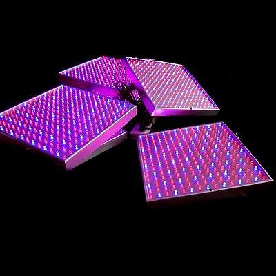 lampada a led quadrata 14W quadriled per illuminazione  acquario piante vetrina