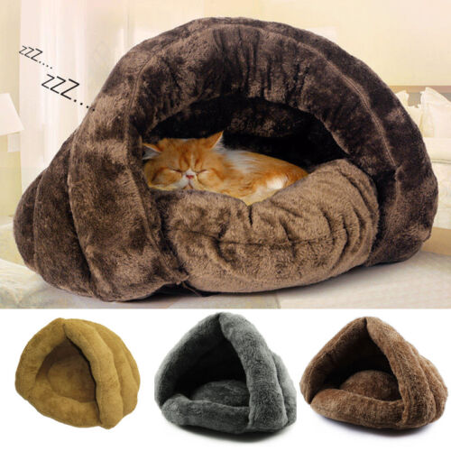 Hot Soft Kitten Cat/Dog House Puppy Cave ...