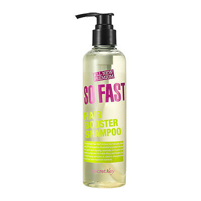 [SECRET KEY] All New Premium So Fast Hair Booster Shampoo 250ml