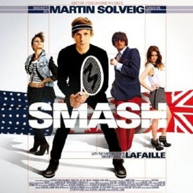 "MARTIN SOLVEIG ""SMASH (LIMITED EDITION)"" CD NEUWARE"
