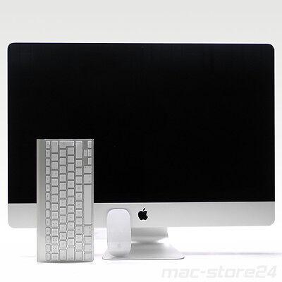 Apple iMac 27 Zoll   I7 4x3,5GHz   32GB RAM   1TB SSD Flash   SLIM Late 2013 (Imac I7 2013)