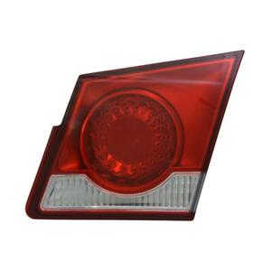 2011-2015 Chevrolet Cruze Limited (old Body) Passenger Side Inner Tail Light Assembly - CAPA Certified ®