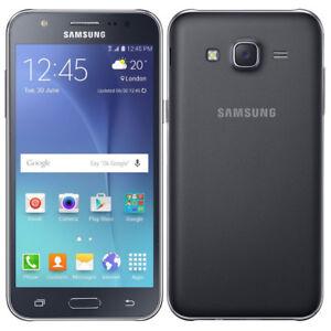 SAMSUNG GALAXY J7 32 GB NOIR NEUF UNLOCK