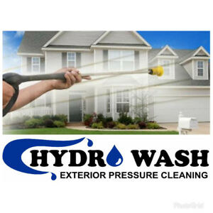 Professional Pressure Washing and Roof Cleaning!