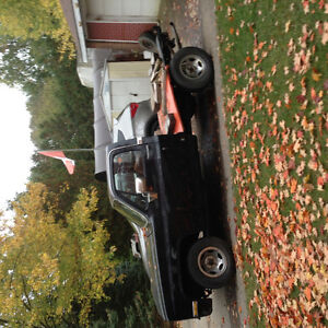 Project truck for sale