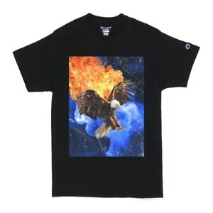 Flaming Eagle Champion™ T-Shirt