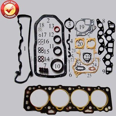 LD20 Engine Full gasket set kit for Nissan Bluebird/Serena/Nomad bus/box/Trade 2