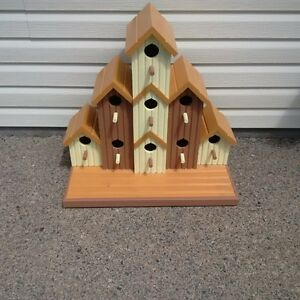 Large Decorative Bird House