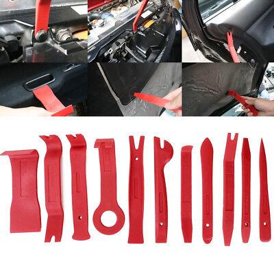 11Pcs Car Radio Audio Stereo Door Trim Dash Panel Install Removal Pry Tools Kit